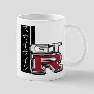 Skyline GT-R Katakana Mug