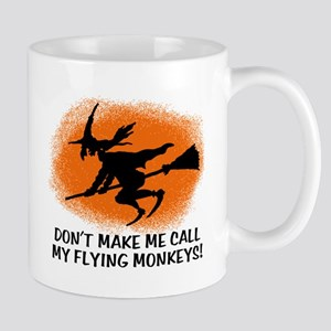 Funny Wicked Witch Mug