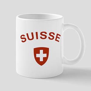 Switzerland suisse Mug