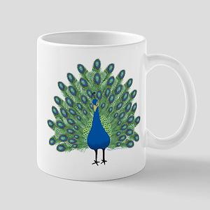 Peacock Mug Mugs