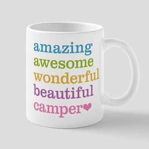 Amazing Camper Large Mugs