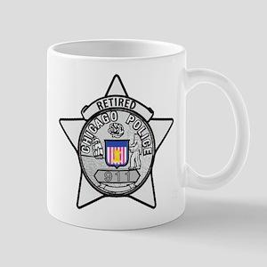 Retired Chicago PD Mug