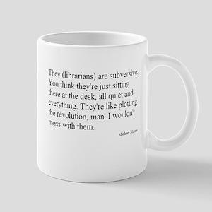Subversive Librarian Mug Mugs