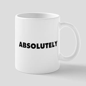 Absolutely Mug