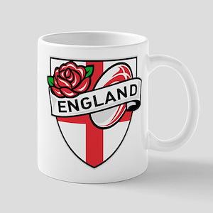 Rugby England Mug