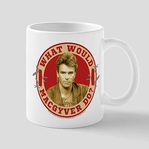 What Would MacGyver Do? Mug