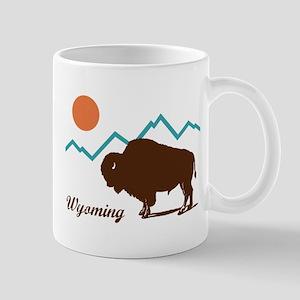 Wyoming Mug