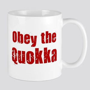 Obey the Quokka Mug