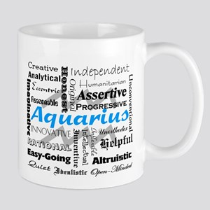 Aquarius Travel Mugs