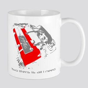 """S2K """"2 Liters"""" Mug"""