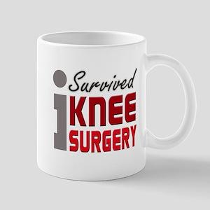 I Survived Knee Surgery Mug