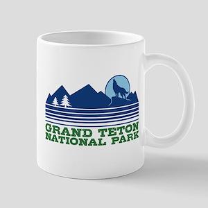 Grand Teton National Park Mug