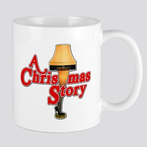 A Christmas Story Movie Lamp Mug