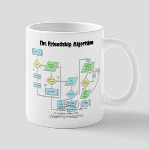 Big Bang Theory - Friendship Algorithm Mug