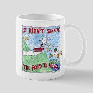 ROAD TO HANA MAUI...! Mug