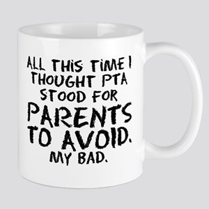 PTA Parents to avoid Mug
