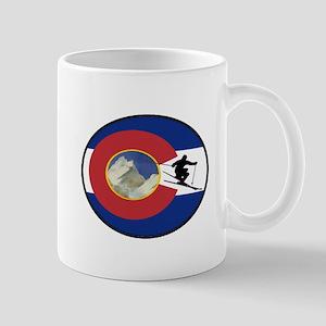 COLORADO SKI TIME Mugs