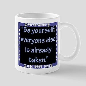 Be Yourself - Wilde 11 oz Ceramic Mug