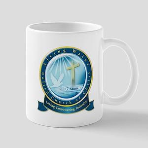 Living Water UCC Logo Mug