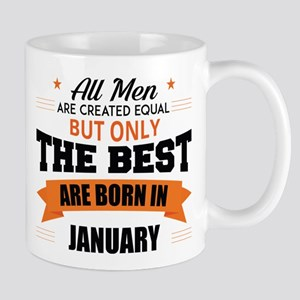 Legends Are Born In January Mugs