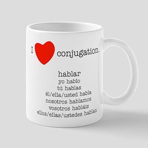 love-black-all Mugs