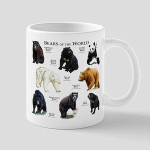 Bears of the World Mug