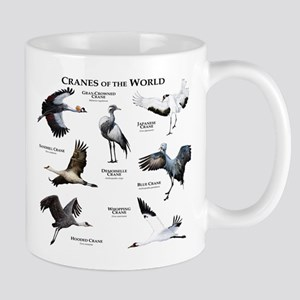 Cranes of the World Mug