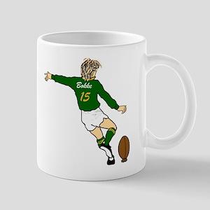 Springbok Rugby Fullback Mug