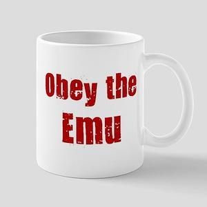 Obey the Emu Mug