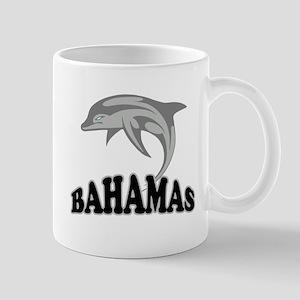 Bahamas Dolphin Souvenir Mug