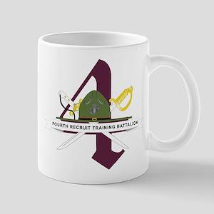 Fourth Recruit Training Battalion Mug