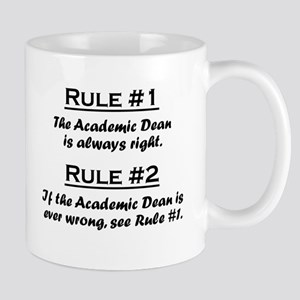 Academic Dean Large Mugs