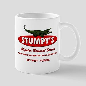 STUMPY'S GATOR REMOVAL SERVIC Mug