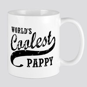 World's Coolest Pappy Mug