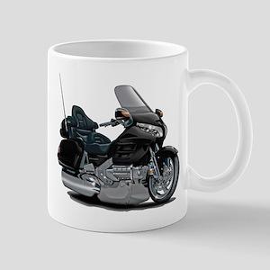Goldwing Black Bike Mug