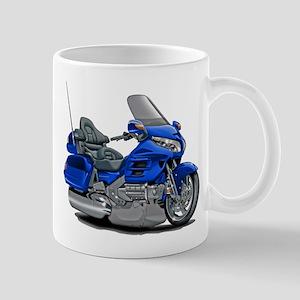 Goldwing Blue Bike Mug