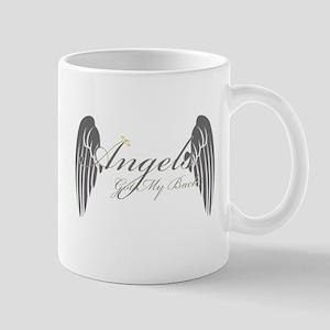 Angels Got My Back Mug