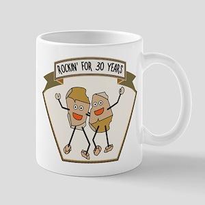 Rockin' For 30 Years Mugs
