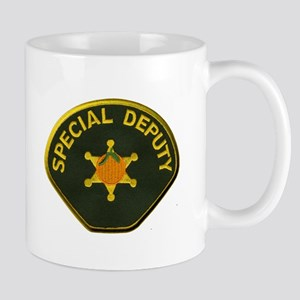 Orange County Special Deputy Sheriff Mug