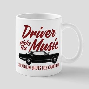 Supernatural Driver Picks Mug
