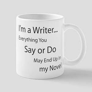 In My Novel Mug
