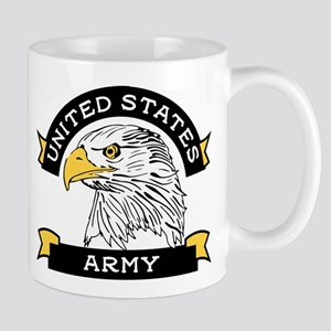 United States Army Eagle 11 oz Ceramic Mug
