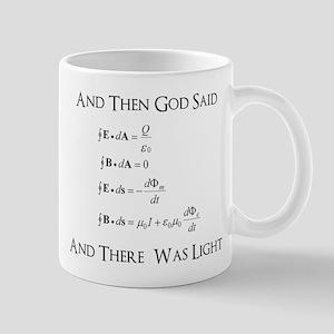 And God Said... Funny Mug