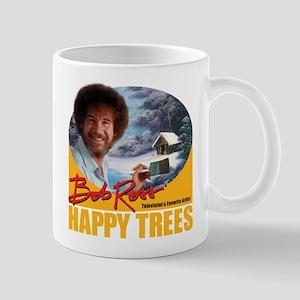 Bob Ross Stainless Steel Travel Mugs