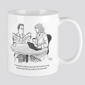 Oral Sex Mug