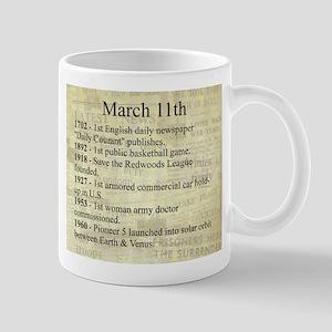 May 11th Mugs