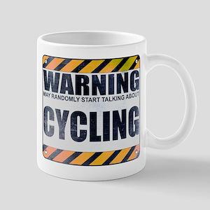 Warning: Cycling Mug