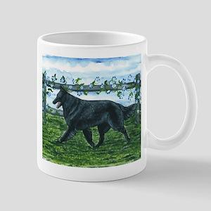Belgian Sheepdog Patrol Mug