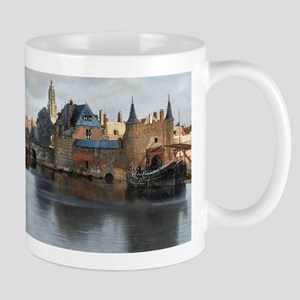 Vermeer Delft Mug