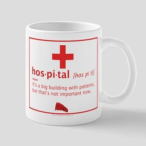 hospital Mugs